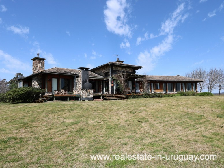 House of Farm House in El Quijote near Fasano and La Barra