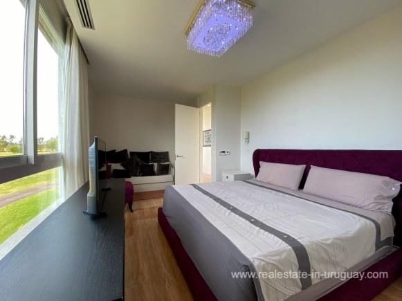 6854 Modern House on Laguna del Sauce - Bedroom3