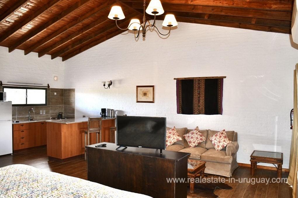 Loft of Amazing Country Property between Pueblo Eden and Minas