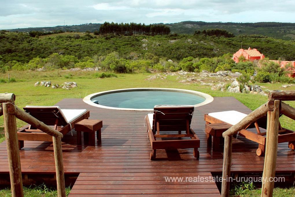Views of Amazing Country Property between Pueblo Eden and Minas