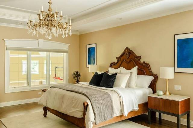 Scottie Pippen biedt zijn huis in Chicago aan voor minder dan $ 100 per nacht. Foto: Airbnb