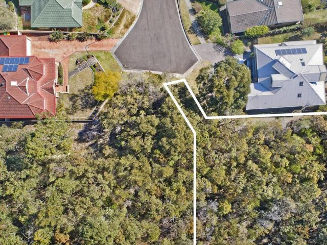 Build your own bushland hideaway at Berowra