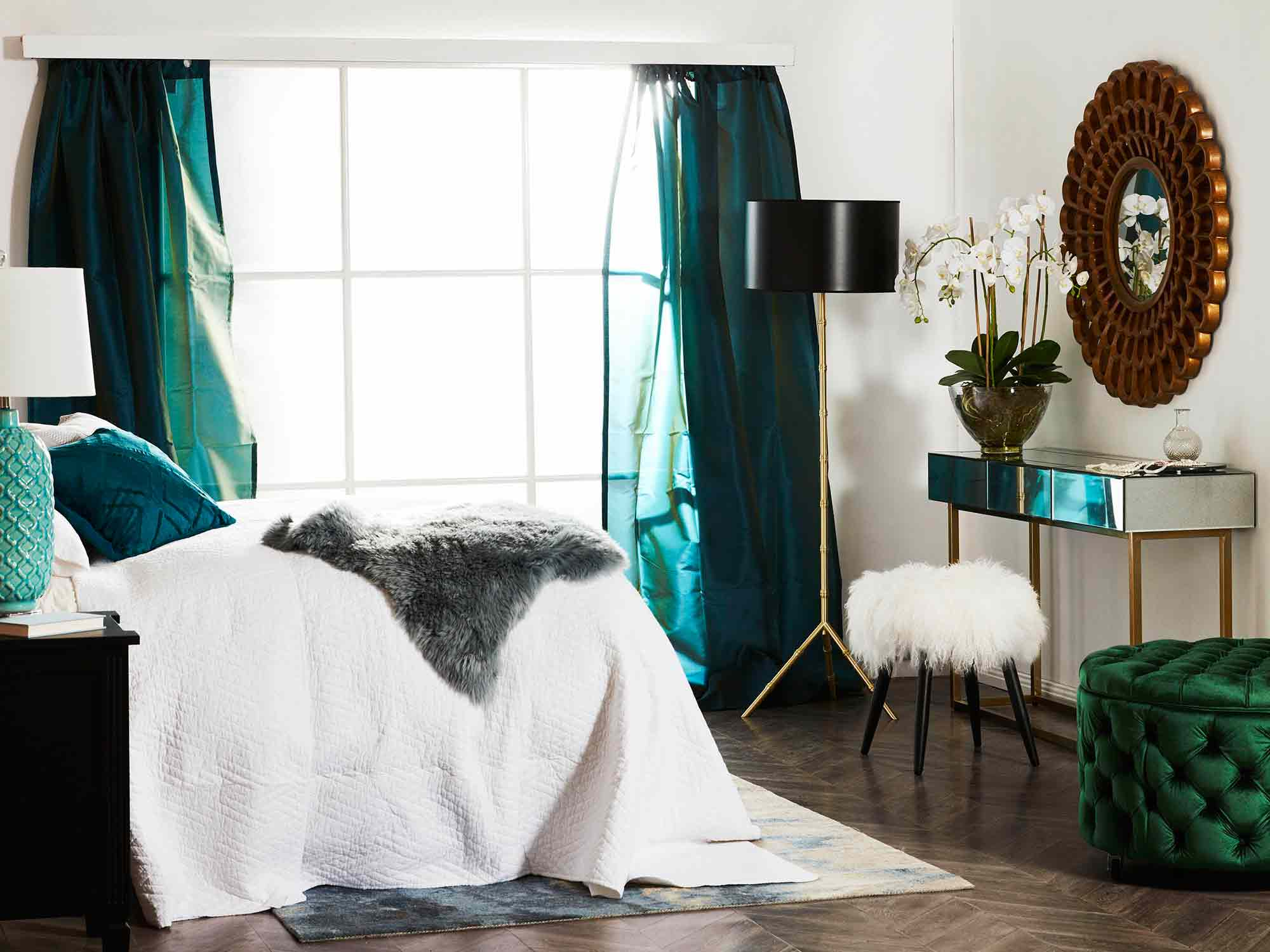 Bedroom Ideas With Curtains And D S Realestate