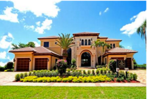 Residence in Boca Raton Florida