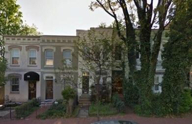Senator Bernie Sanders' Townhouse in Washington, D.C.