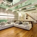 Loft Living Space