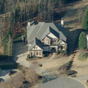 Matt Ryan home in ATL area