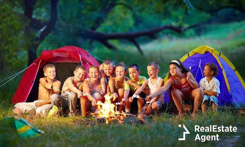 Top Ten Cities for Summer Camps in the US