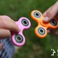 kids using Fidget Spinners