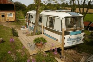 bus or minivan house