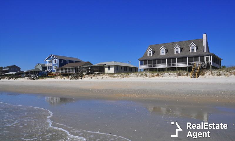House on the coast