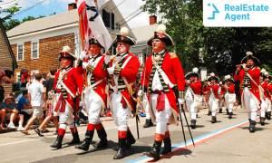 4th of July Bristol Rhode Island