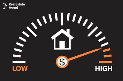 home between low and high price