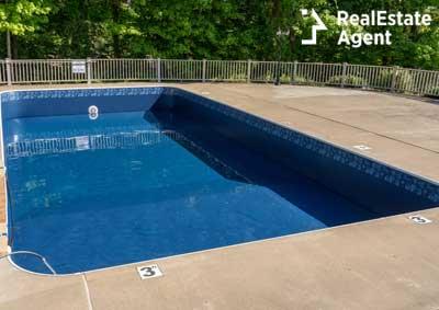 vinyl liner pool