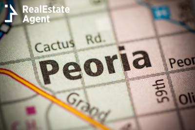 Peoria Arizona city for families