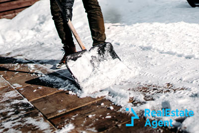 home maintenance in the winter