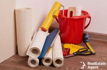 various renovation tools
