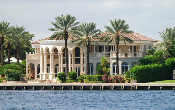 waterfront property in Florida