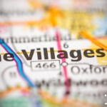 the villages map
