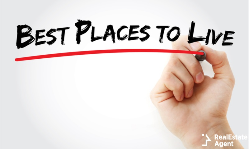 best places to live written
