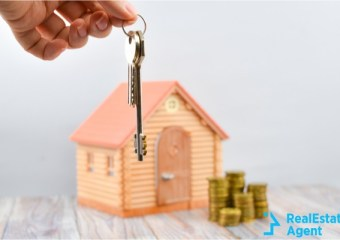 keys and coins home buying concept
