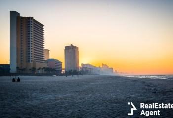 skyline panama city beach