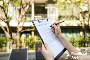 rental agreement concept