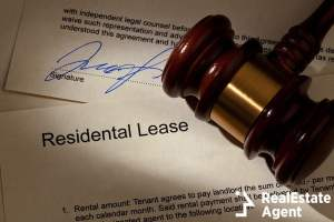 residential lease concept