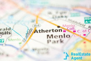 atherton map