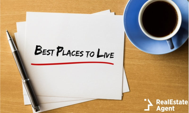best places to live handwriting on papers