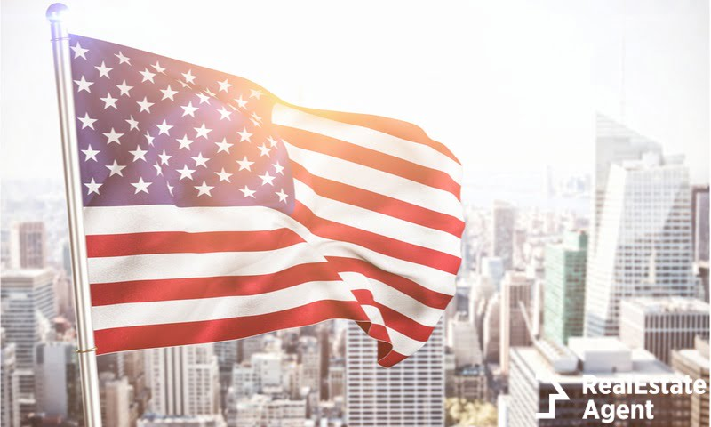 close US flag