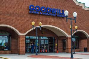 goodwill store and donation center