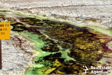 Water pollution environmental contamination waste due