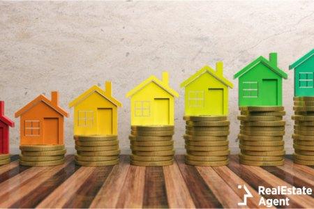 Energy efficient low save money concept