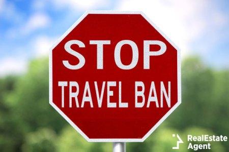 Sign stop travel ban
