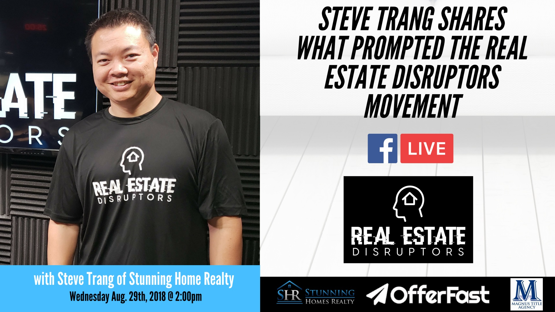 Interview with Steve Trang