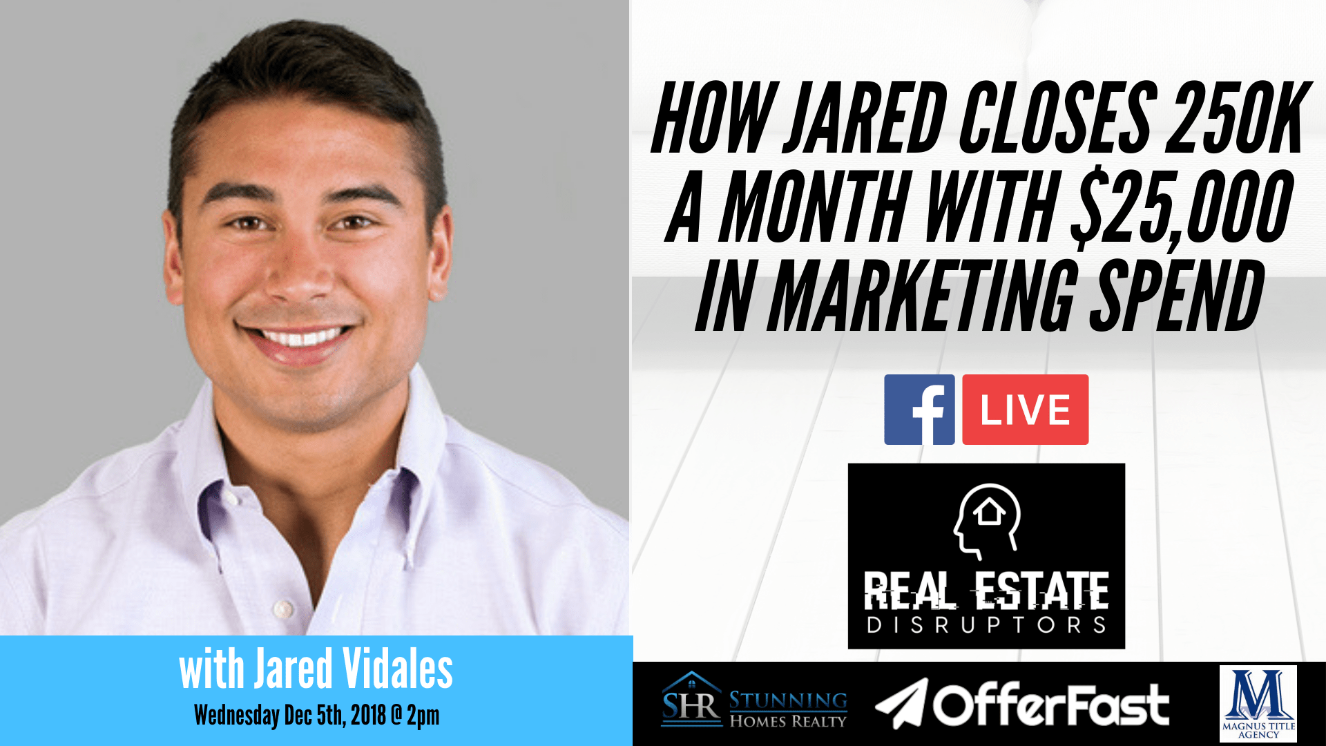 Interview with Jared Vidales