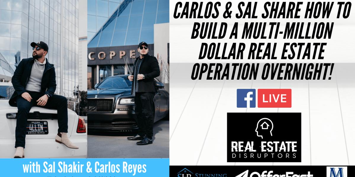 Carlos Reyes Sal Shakir