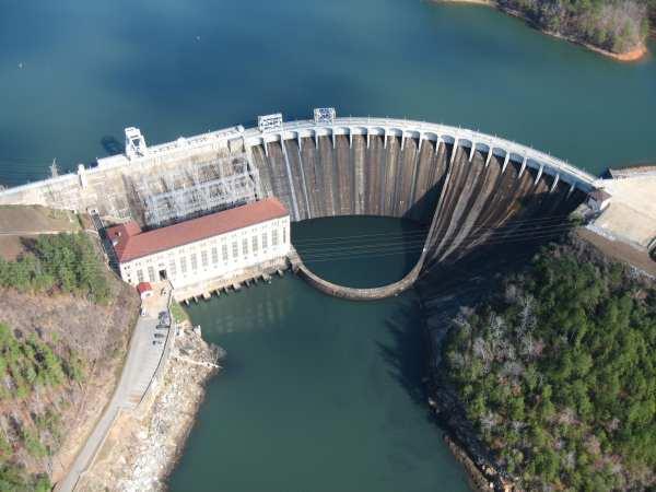 Lake Martin Dam