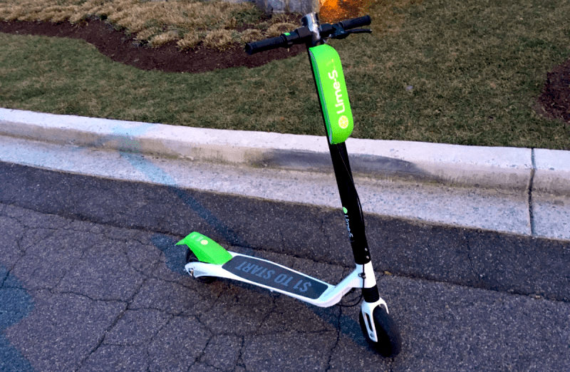 limescooter