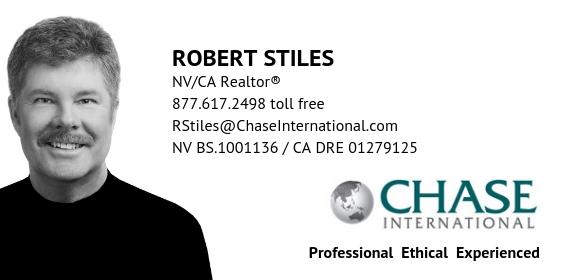 Biz Card Robert Stiles