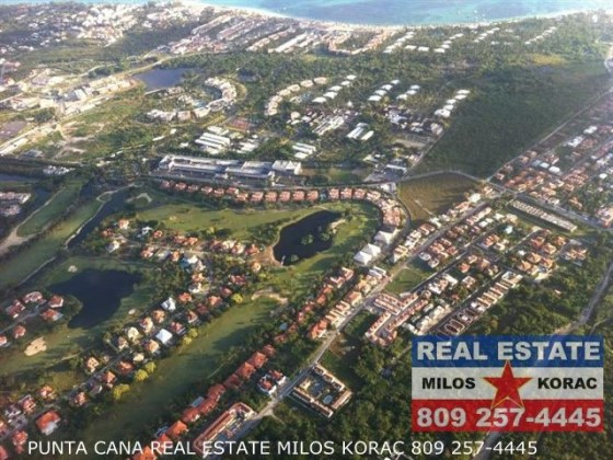Punta Cana Real Estate   Land lots Cocotal Golf course for sale in     Land lots Cocotal Golf course for sale in Punta Cana