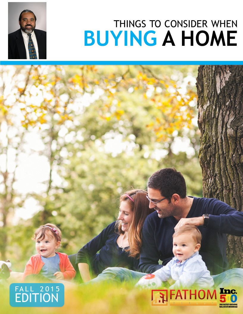 Buying A Home – Fall 2015