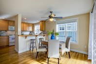 dining-kitchen Laurie Way Announces | Ballard Townhome | 2654 NW 56th St