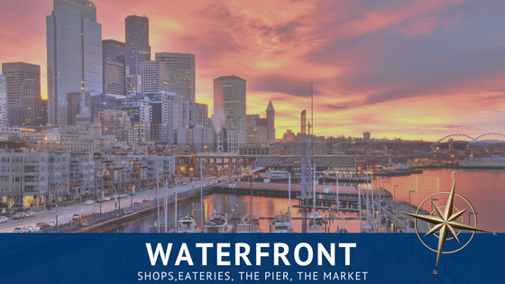 waterfront Waterfront (Downtown Seattle)