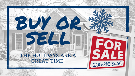 holiday-buy-or-sell The Holidays are a GREAT Time to Buy or Sell