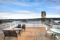 GetMedia JUST LISTED - QUEEN ANNE CONDO WITH ROOFTOP DECK!