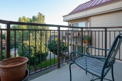 web-balcony LAURIE WAY ANNOUNCES | QUEEN ANNE VIEW CONDOMINIUM | 566 PROSPECT ST #406