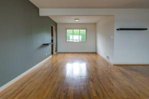 4-LIVING-ROOM-DINING-ROOM LAURIE WAY ANNOUNCES | MID CENTURY MODERN CONDO FOR SALE | 330 W OLYMPIC PL #404