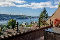 view-balcony Laurie Way Announces - Inner City Oasis - 613 E Highland Drive #3